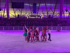 Spectacle Wissous glace